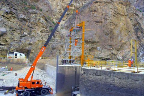 Construcción del Sistema de ataguias y vertedero bocatoma complementaria